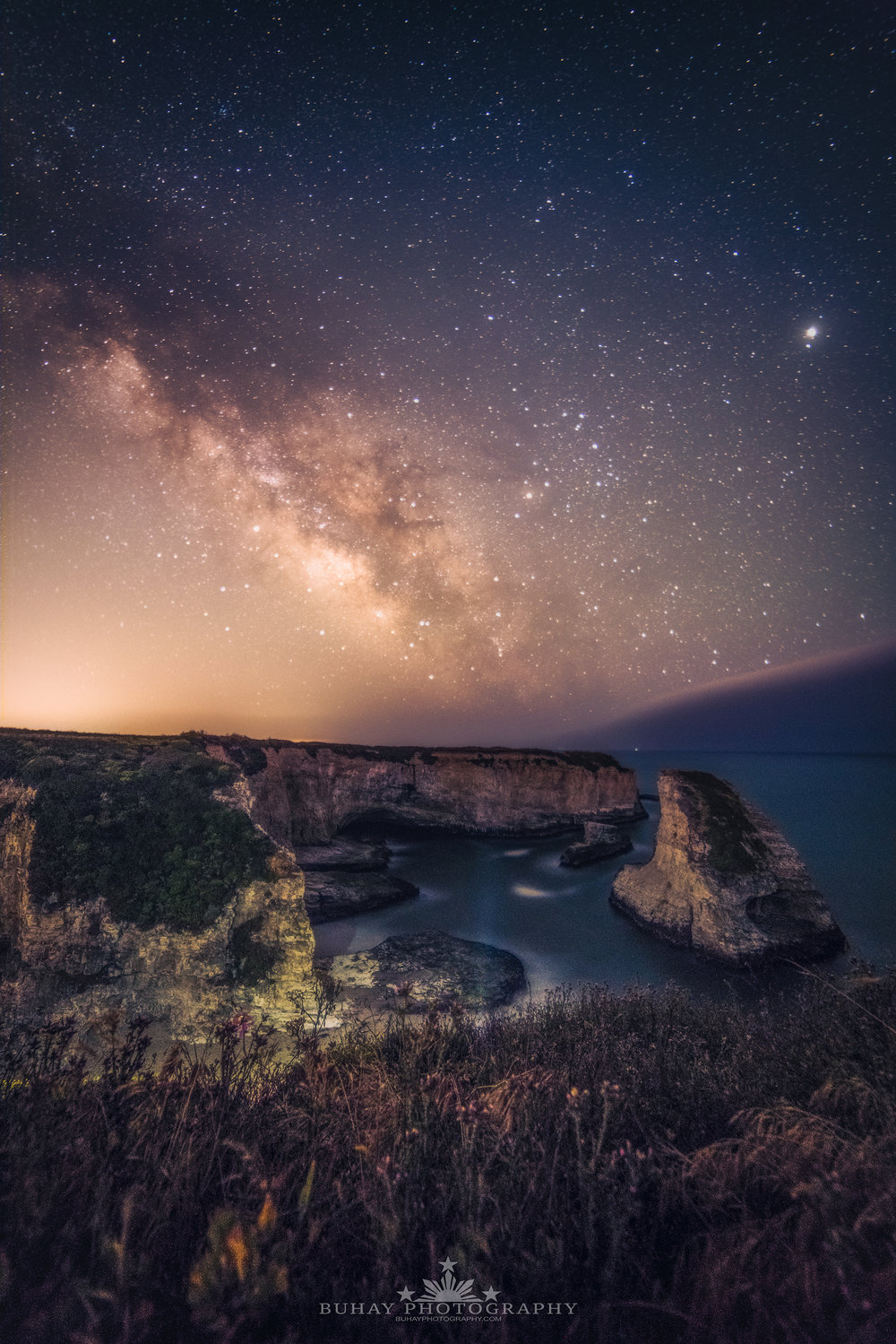 Shark Fin Cove 2018 Buhay Photography