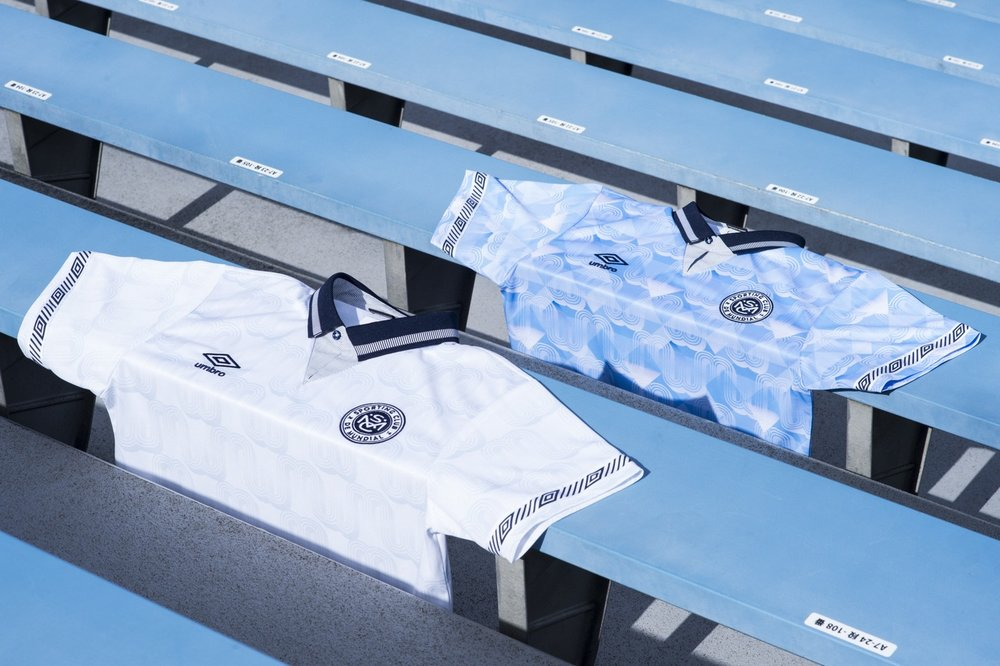 MUNDIAL JPN x UMBRO - A limited number of the Japan-exclusive, '90s-inspired