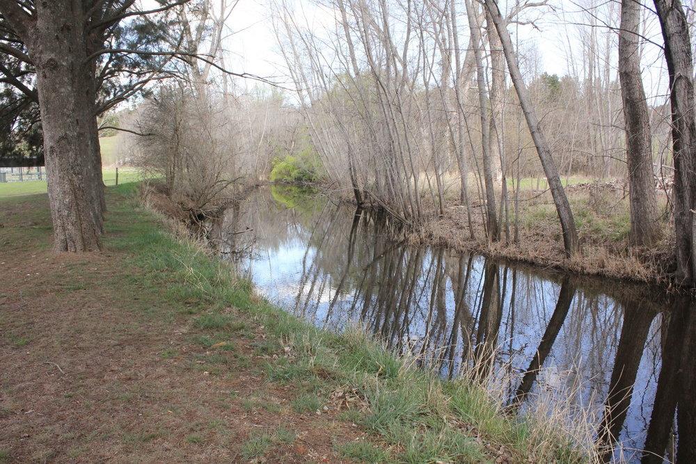 Dumaresq Creek