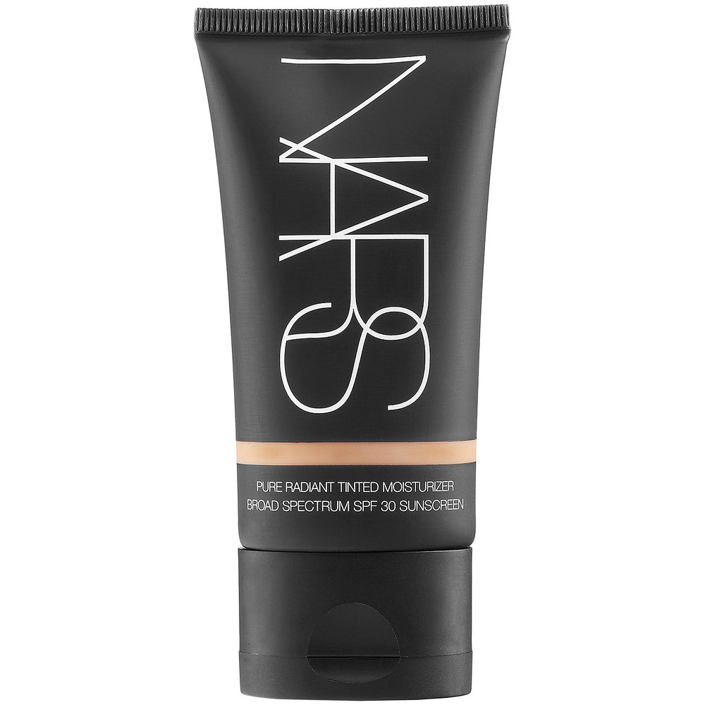 If I am going somewhere during the day that requires a bit of coverage, out to lunch perhaps, then I will put on my Sun Sense and then put this on top! It's a lovely light coverage while still giving you a little bit of protection. You can also wear it by itself (if you don't burn easily like me!)   Nars Pure Radiant Tinted Moisturiser, $66