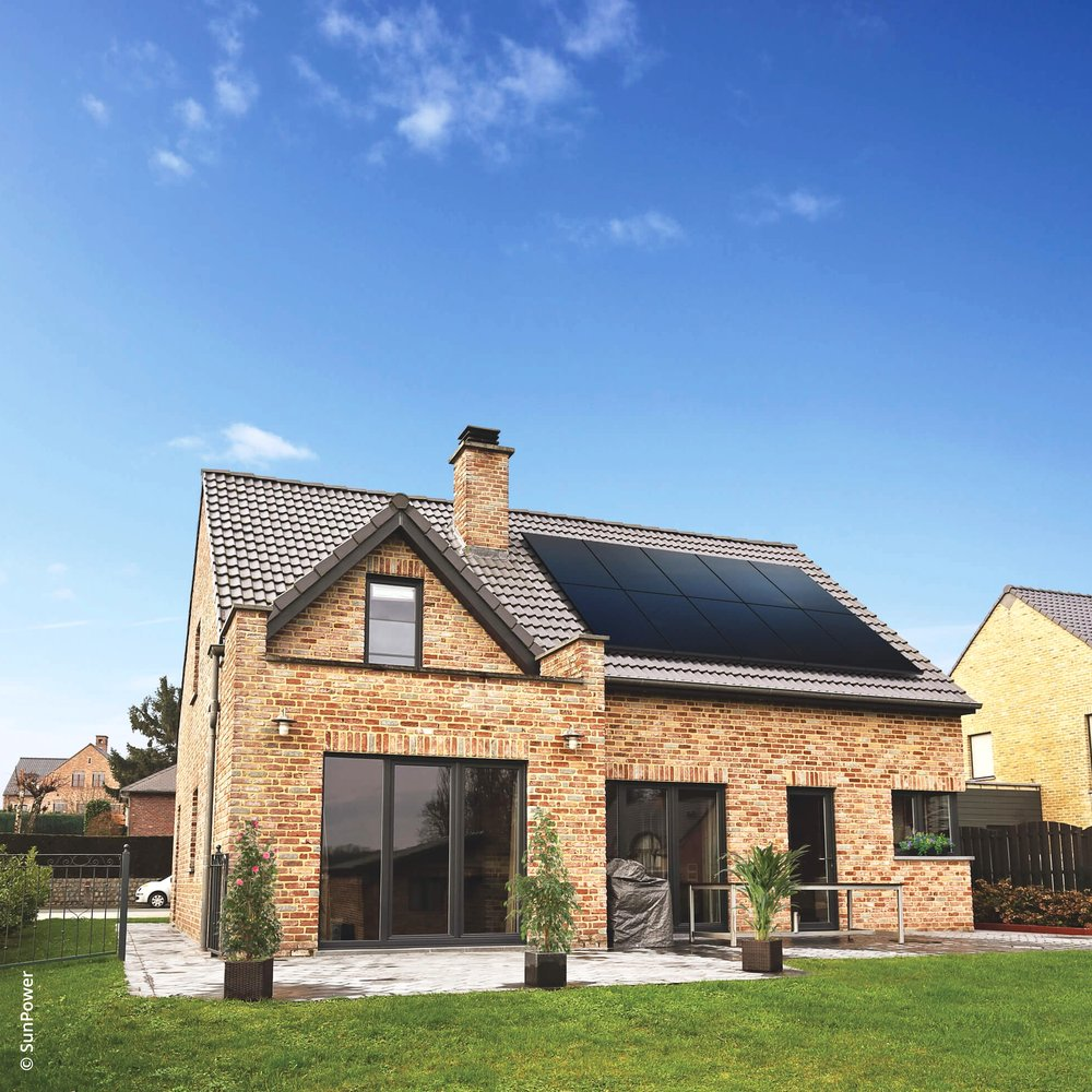 Solar Panels - Everyday the sun produces enough electricity to run the whole world for years. With solar panels, you can harness this completely free energy and power your property for 20+ years.No need to worry about those energy price hikes!