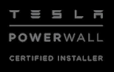 Tesla Certified Powerwall Installer