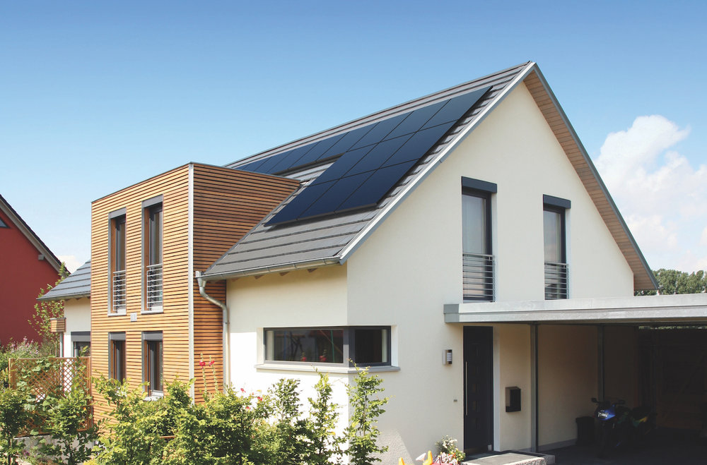 Eco nrg with SunPower Solar Panels