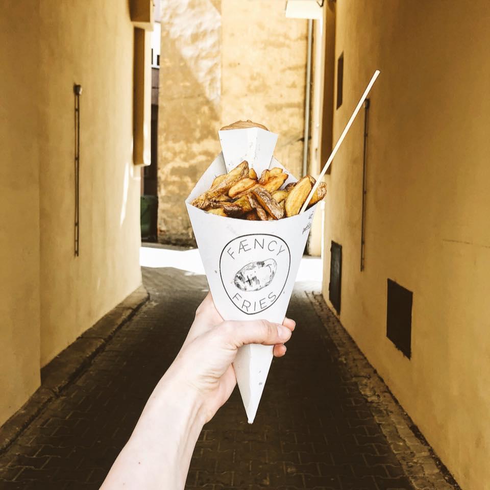 - Fæncy Fries