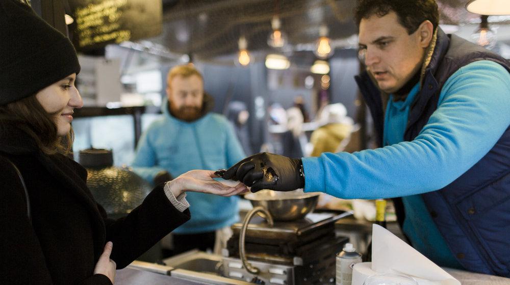 Matteo De Carli stojí za populárním konceptem Ryba je Ryba, který naleznete pouze v Manifestu