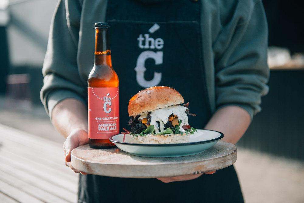- The Craft: Burger Spot