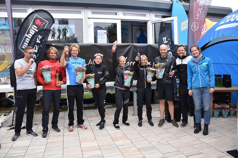 Die Sieger und Siegerinnen der 1. Austria Swim Run Serie