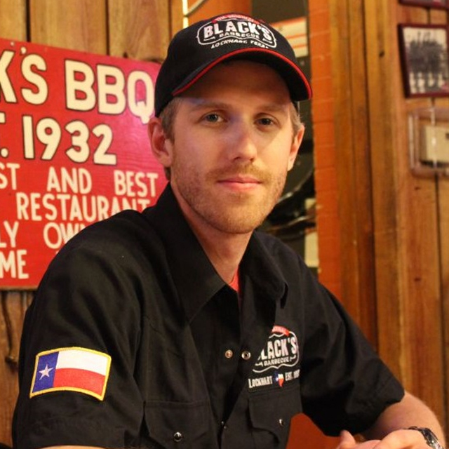 Barrett Black    The Original Black's Barbecue