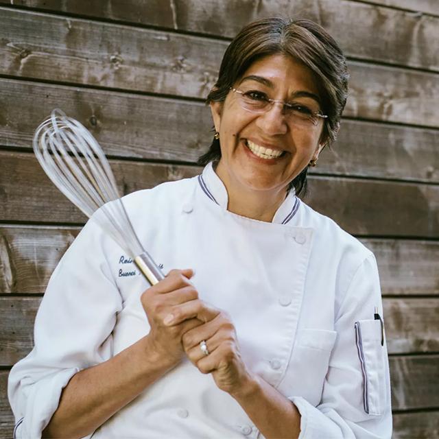 Reina Morris + Paola Smith  Buenos Aires Cafe