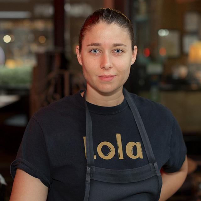 Tori Mann  Lola