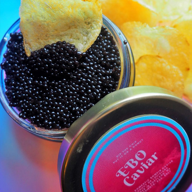 VIP HOUR with Oysters, Caviar & More   Hop on the VIP train to make it a Sunday you won't soon forget. Caviar on chips, east-coast oysters, bubbly and a host of unexpected treats.