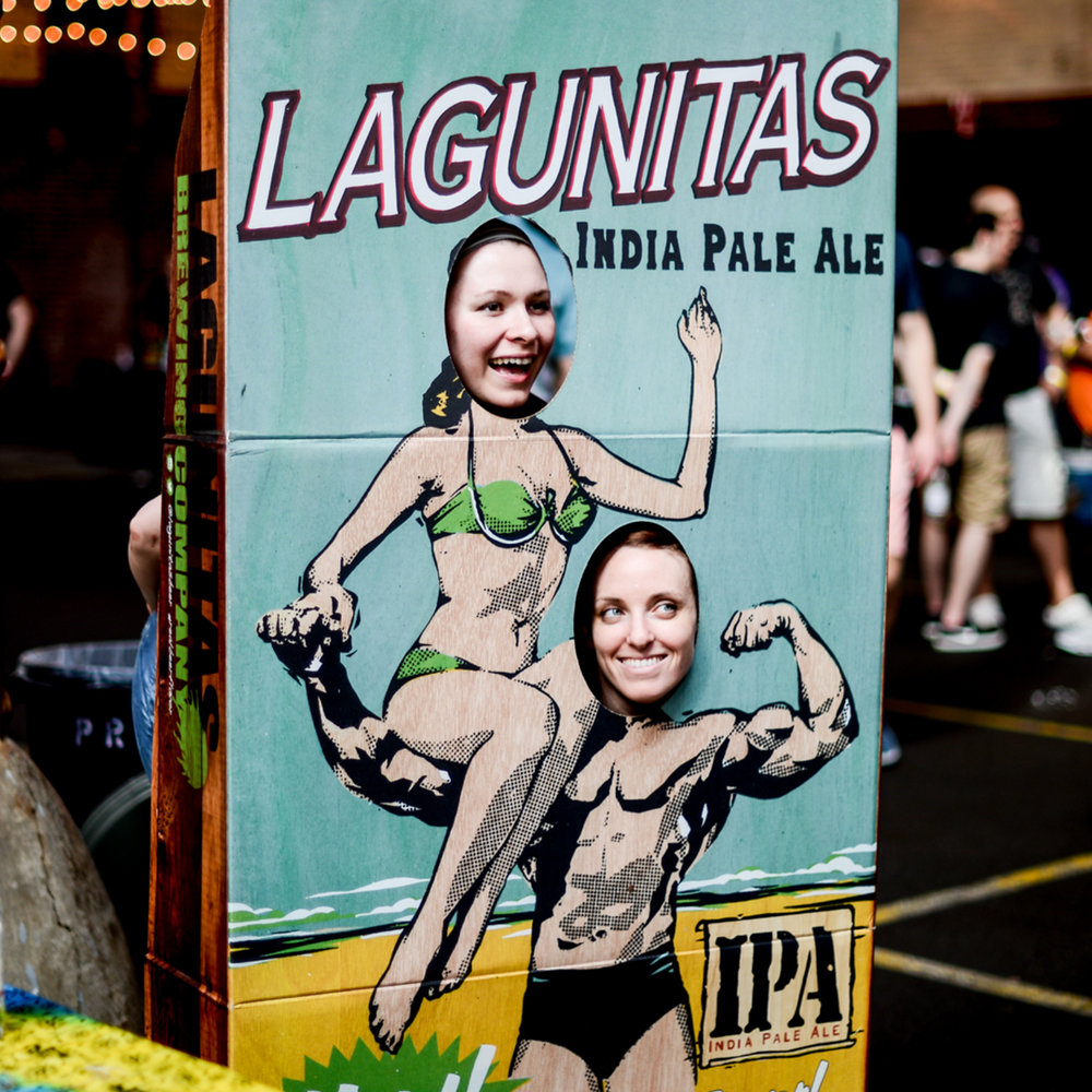 Bold Brews   from Lagunitas   Beer speaks. People mumble. Lagunitas has a lot to say...their ales have even more. Hear where I'm coming from?