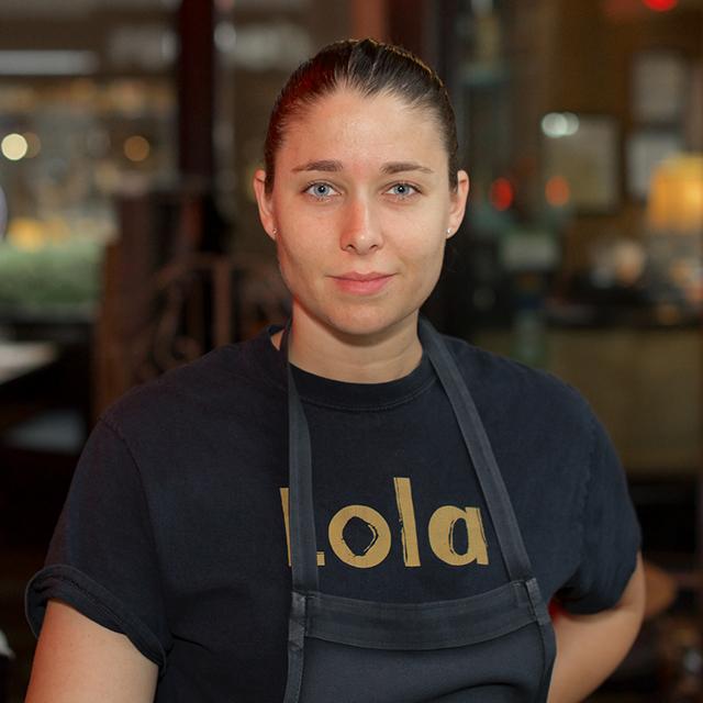 Tori Mann - Lola