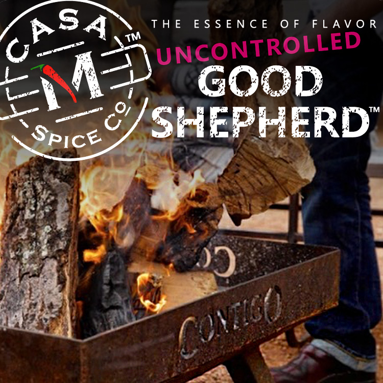 Spicy Bonus Bites    Casa M  is bringing the spice and  Contigo  is bringing the smoke…they've joined forces to serve up a smoked leg of lamb featuring Casa M's award winning  Uncontrolled Good Shepherd  seasoning. Hungry yet?
