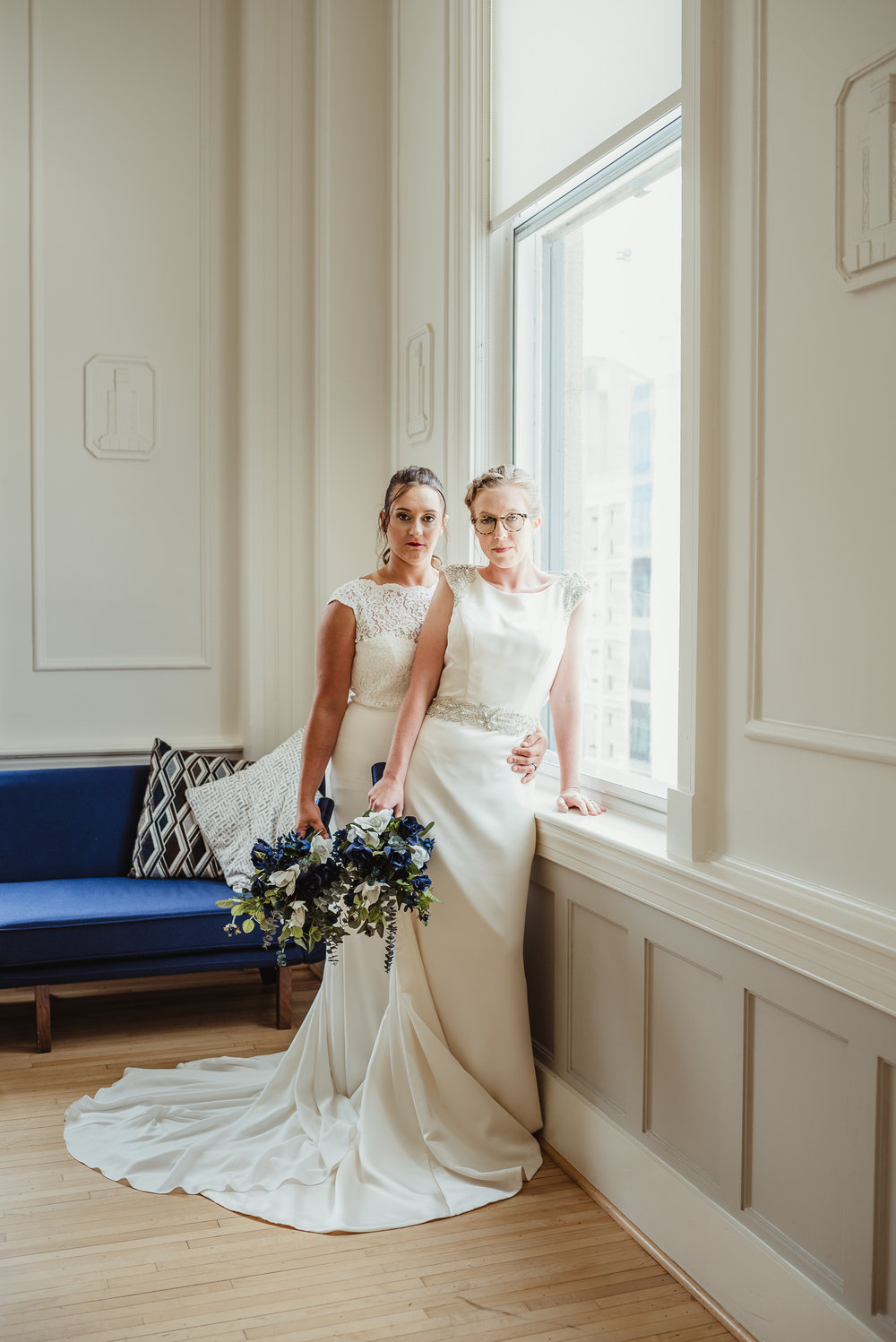 Two-Beautiful-Brides-Maggi-Bridal-Rose-Trail-Images-Rowan-Lane-Events-Cannon-Room-Raleigh-Blissful-Celebrations.jpg