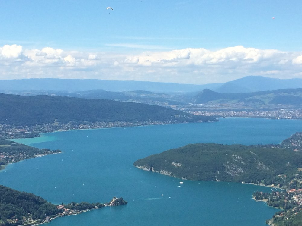 Lake Annecy in all its glory