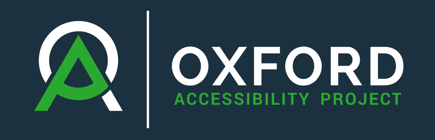 Oxford Accessibility Project