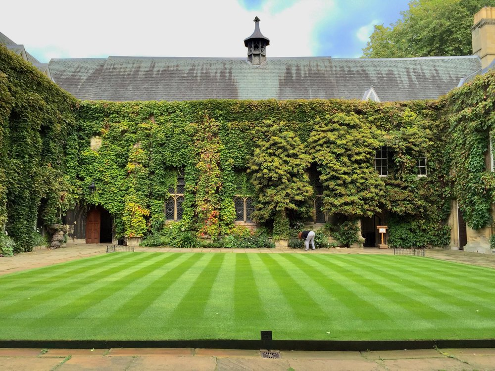 Main Quad, Lincoln College, University of Oxford