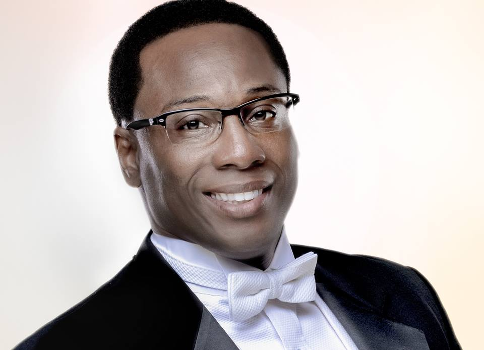 Director of Choral Activities - Dr. Jeffery Redding