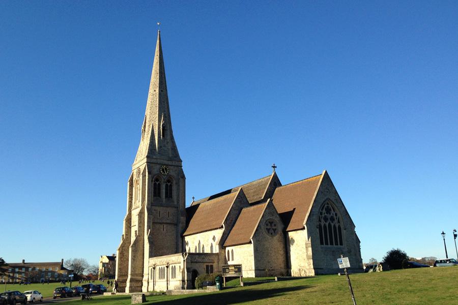 The Blackheath Society Neil Rhind All Saints Church