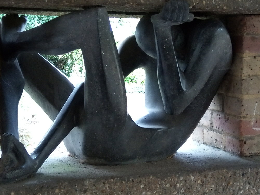 Sculpture by Godwin for Eric Lyons at Hall Gate, Blackheath Park.jpg