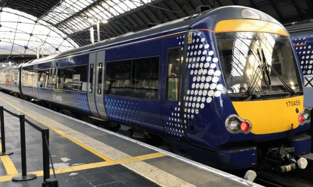 Project SWIFT - High-speed connectivity and real-time contextual data are vital to driving next-gen rail passenger experience solutions.   Keep your eye out for these solutions when you're next onboard the ScotRail super-fast WiFi train.