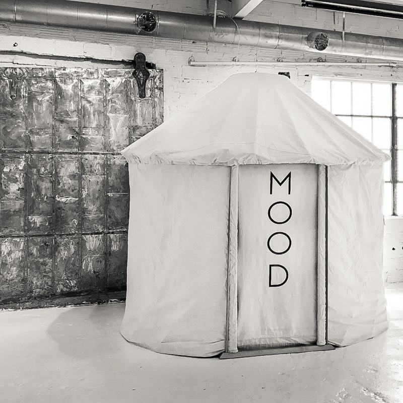 MOOD by MOSS Yurt
