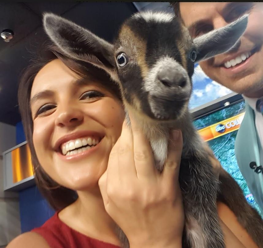 - BONUS if you have an animal to bring and DOUBLE POINTS for a baby goat...