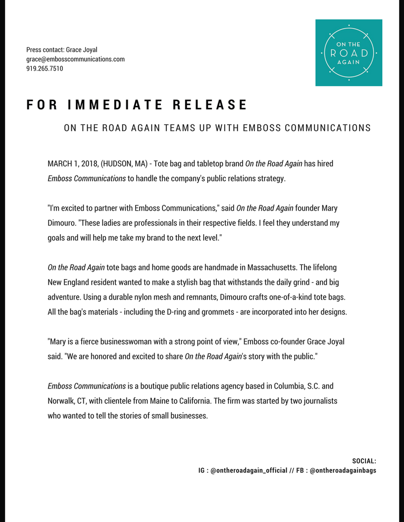 ON THE ROAD AGAIN PARTNERS WITH EMBOSS COMMUNICATIONS.png