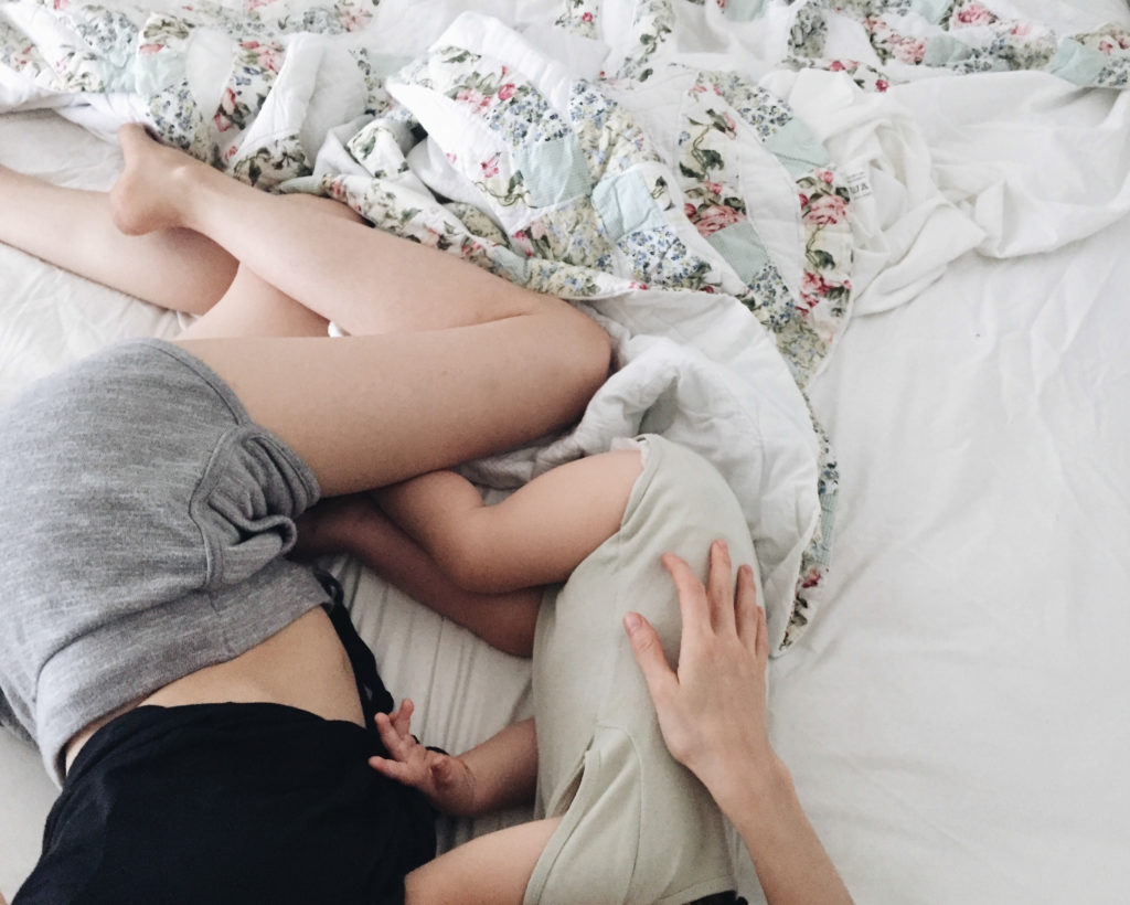Co-sleeping: A Remedy for Sleepless Nights