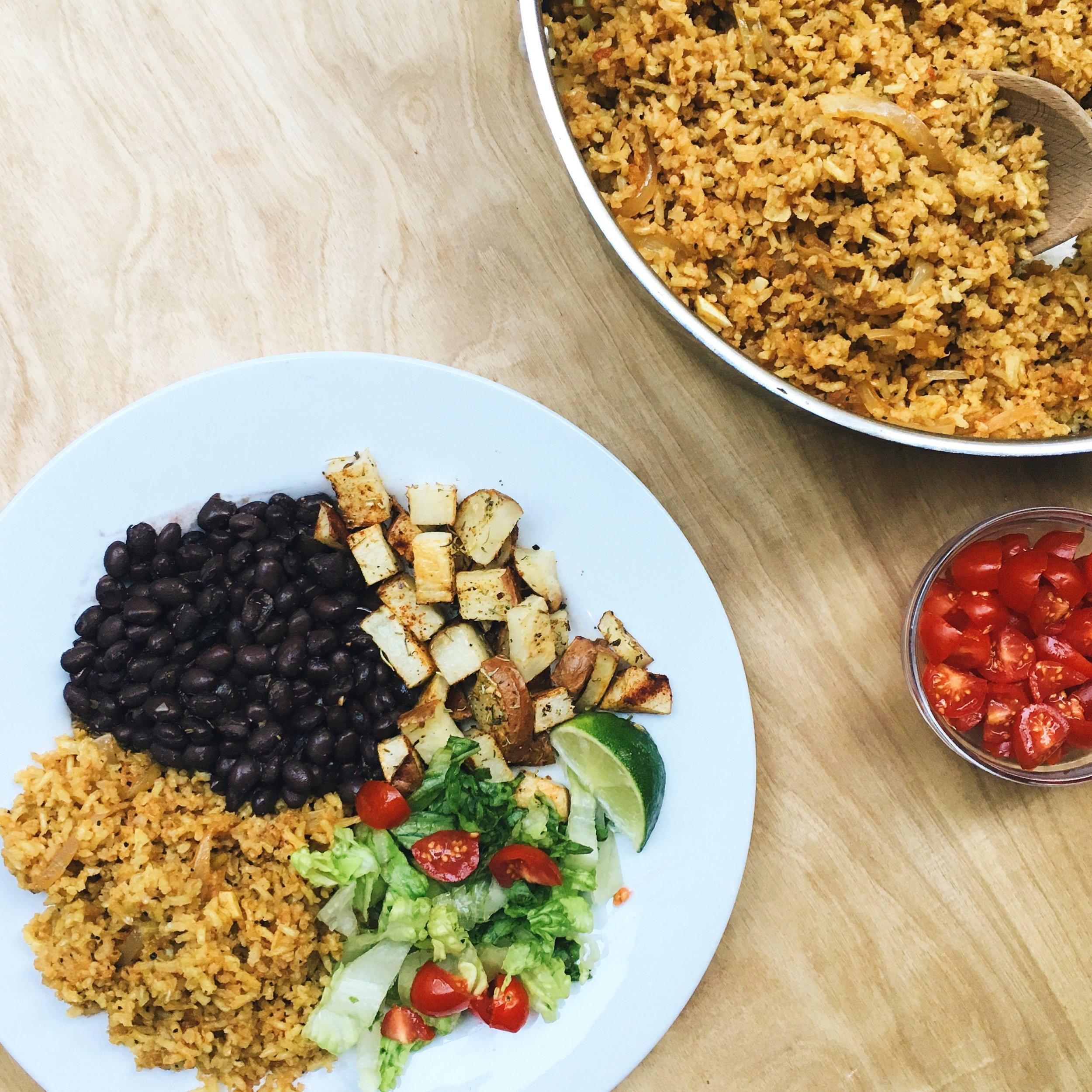 Mom's Mexican Rice Recipe