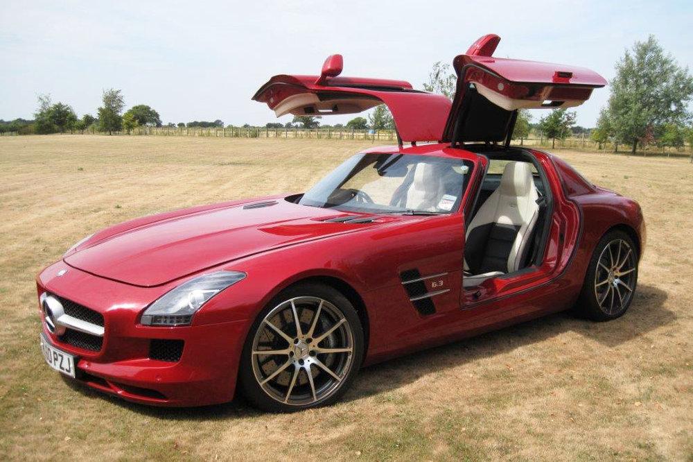 Mercedes SLS AMG Sayer Selection 1.jpg