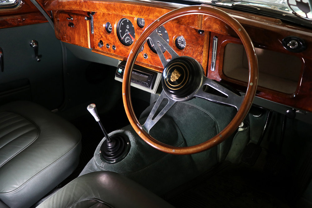 1959 Jaguar Mk 1 for sale at Sayer Selection Ltd. UK