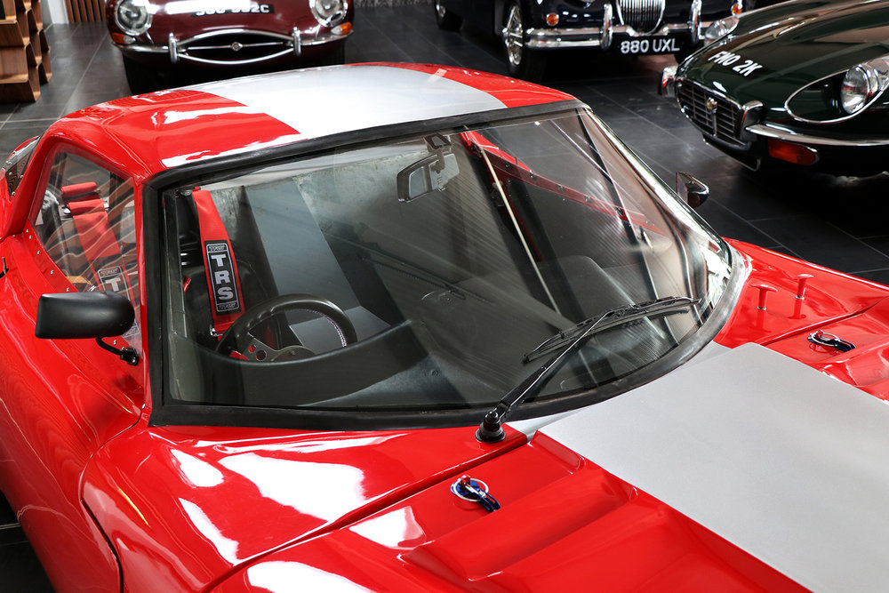 1965 Marcos 1800 GT For Sale at Sayer Selection Ltd. UK