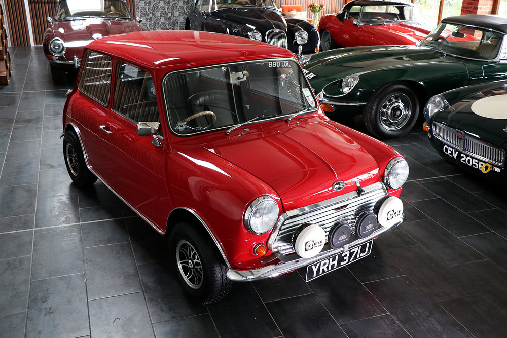 1971 Mini Cooper S MK3 For Sale at Sayer Selection 1 web.jpg