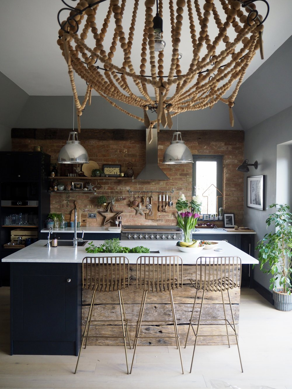 My Kitchen ....... Here's how we did it! — HORNSBY STYLE on
