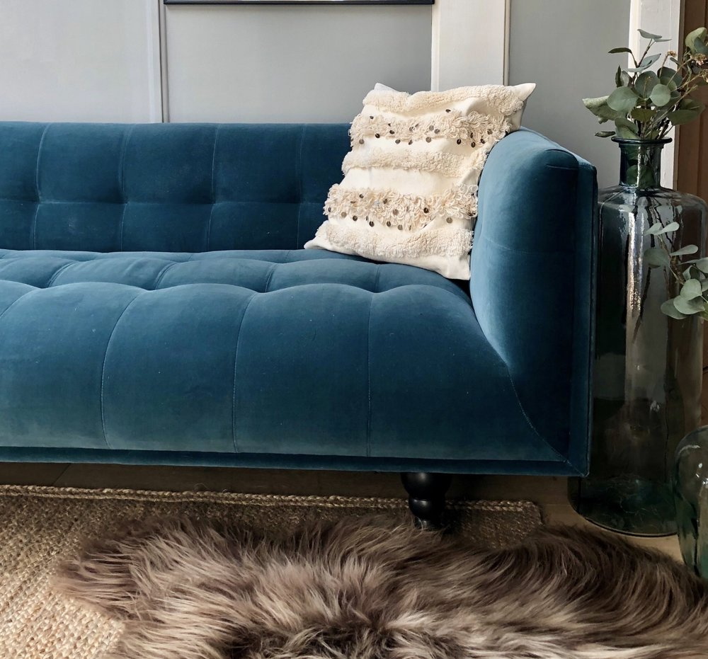 Velvet Sofas More Than Just A Trend Hornsby Style
