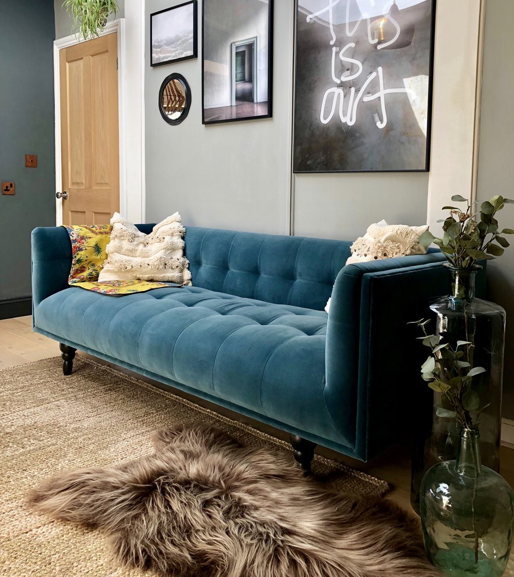Terrific Velvet Sofas More Than Just A Trend Hornsby Style Gmtry Best Dining Table And Chair Ideas Images Gmtryco