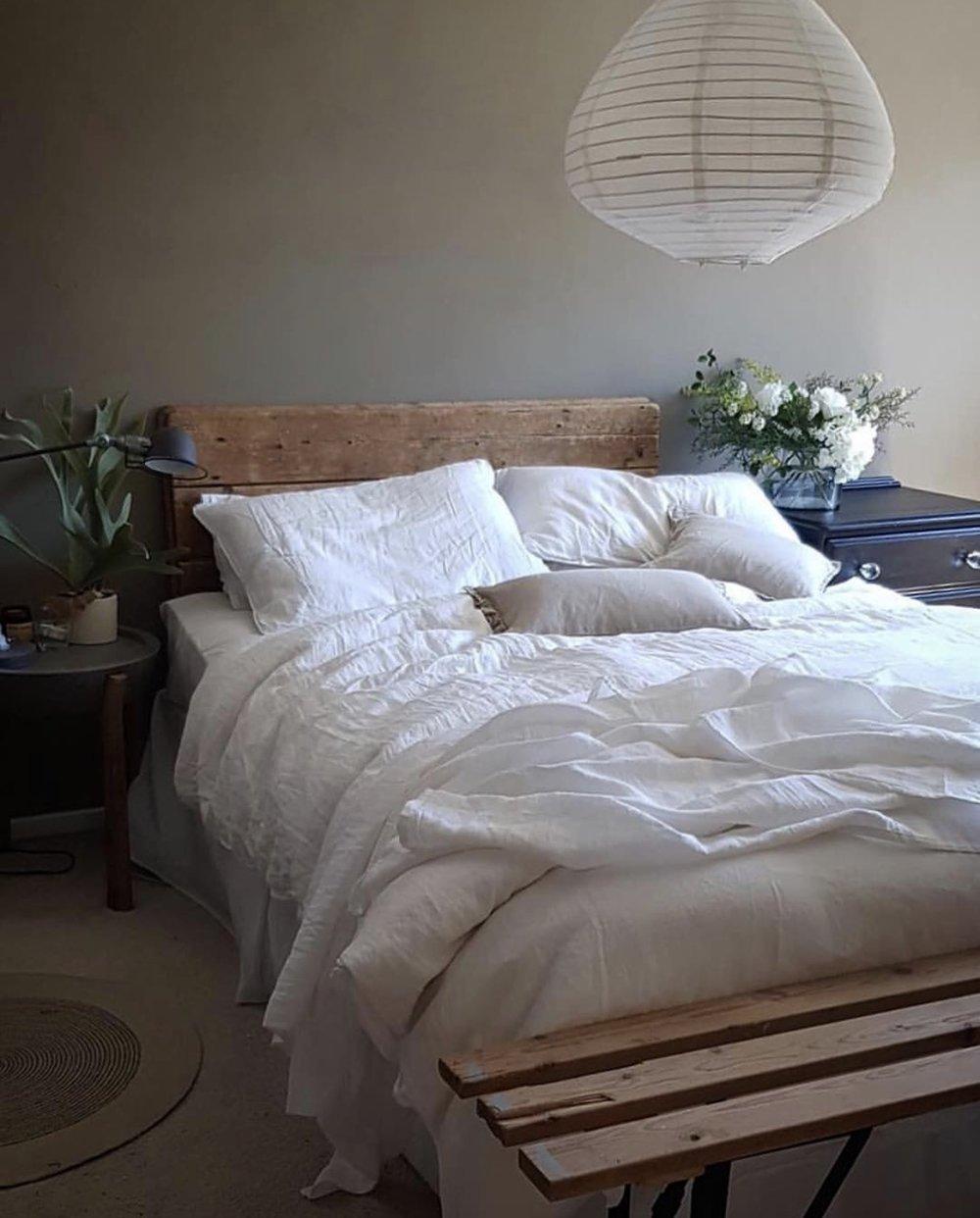 Linen bedding  www.made.com