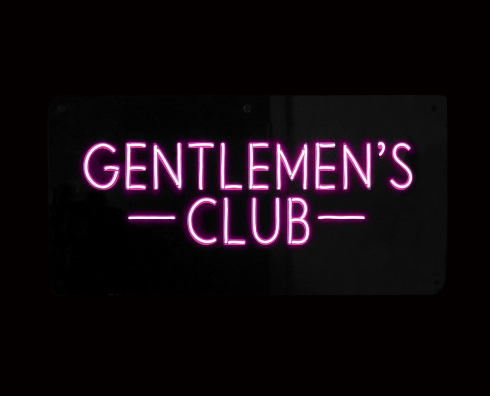 Limited Edition Gentlemen's Club  - Light Up North £195