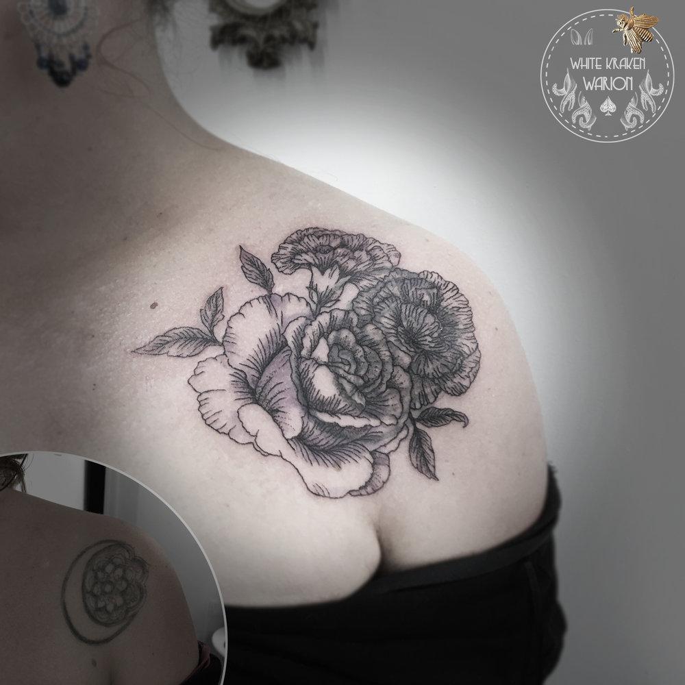 Tattoo Warion Dark Bonny