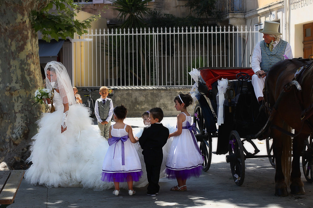 Wedding - St-Rémy-de-Provence, France