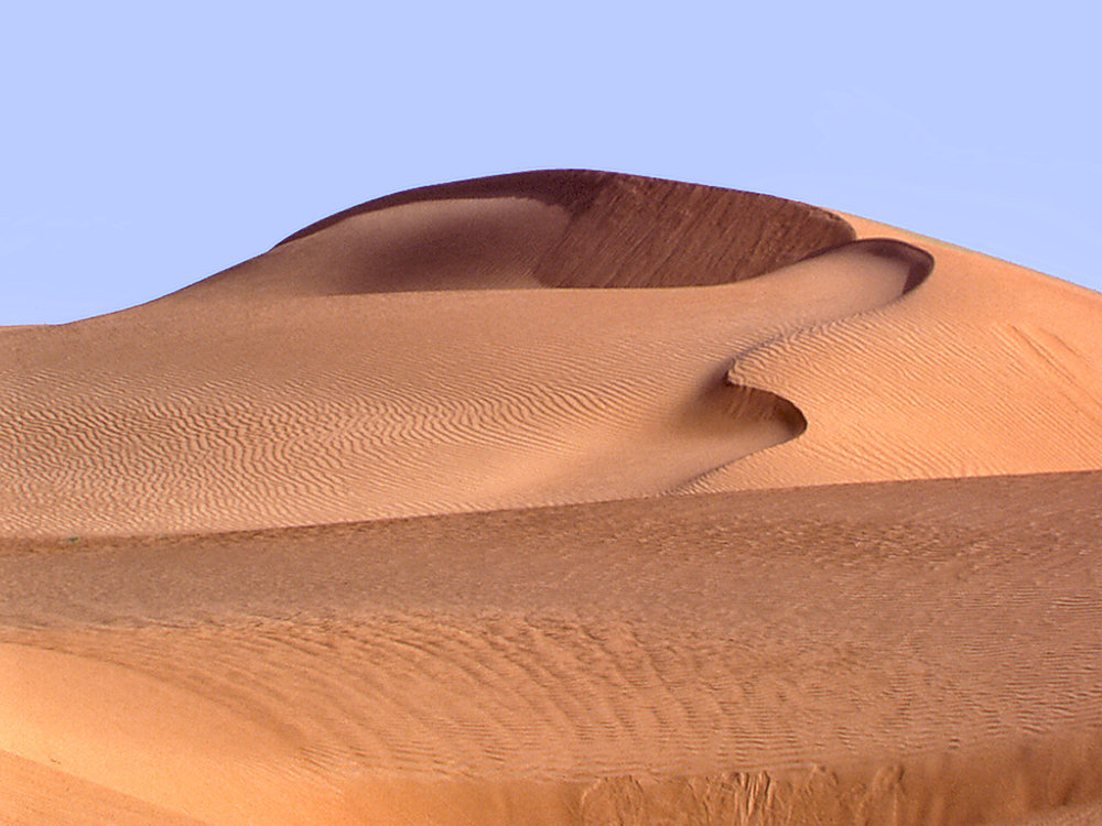 Sahara Desert - Mauratania