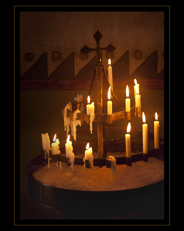 12 Spanish candles