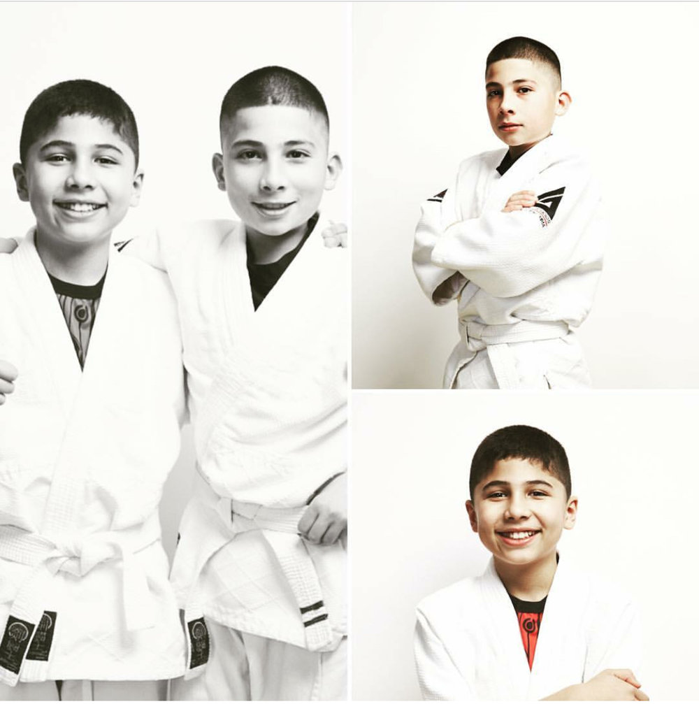 Youth Jiu Jitsu program          Building confidence and leadership