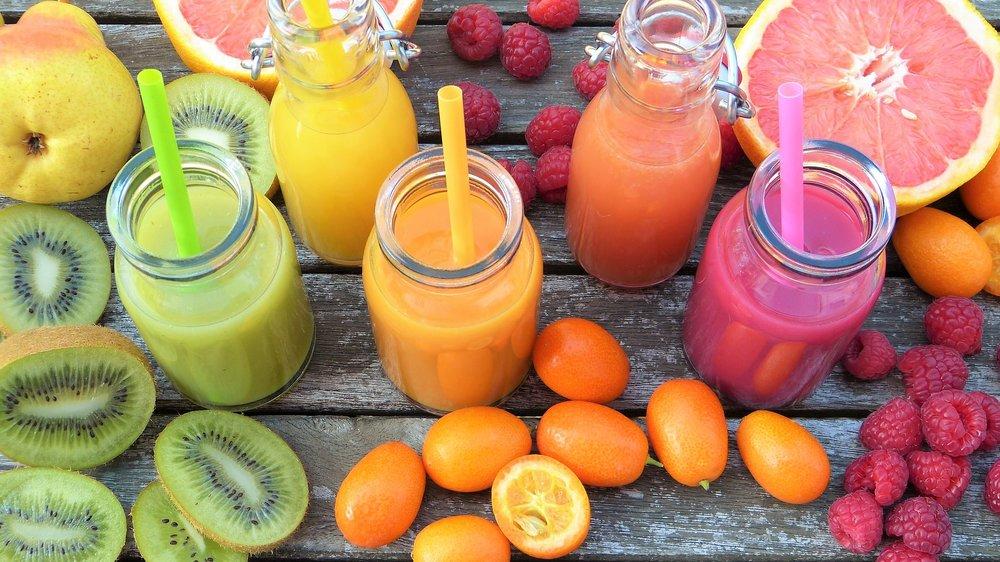 juice homemade recipe