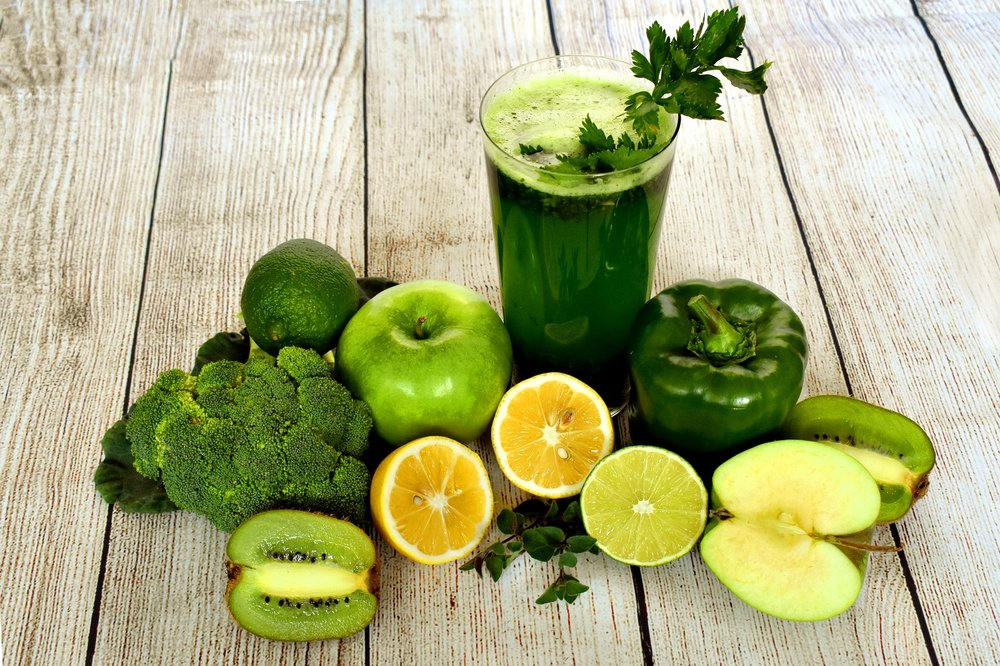 green juice recipe