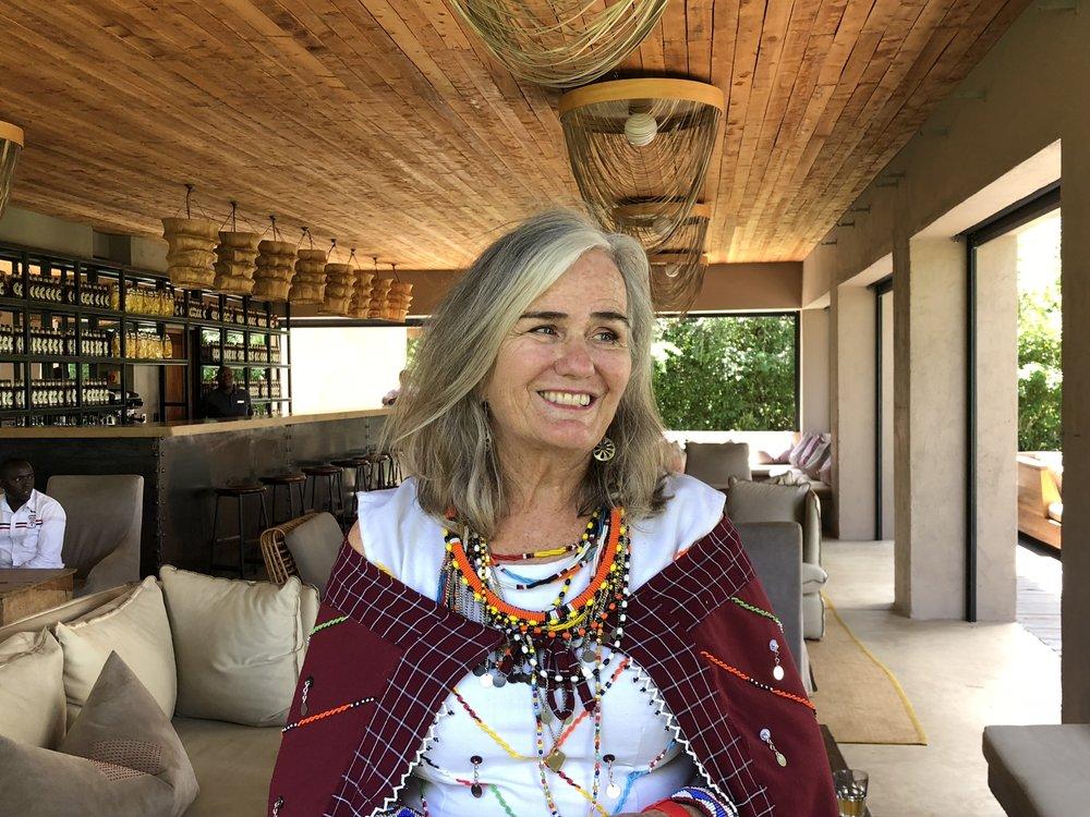Anne Kent Taylor - Massi Mara - Kenya