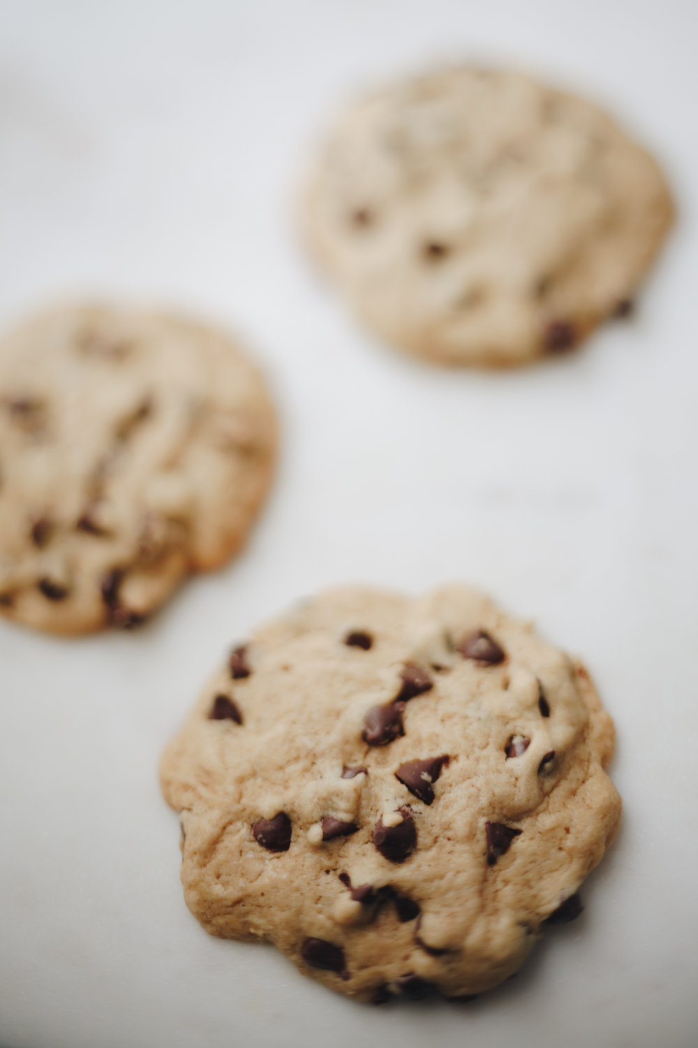 Soft Chewy Chocolate Chip Cookie Recipe 1