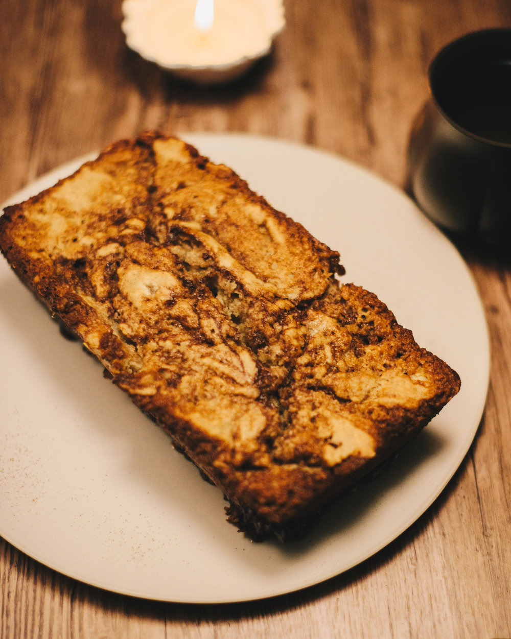 Maple Cinnamon Loaf Recipe